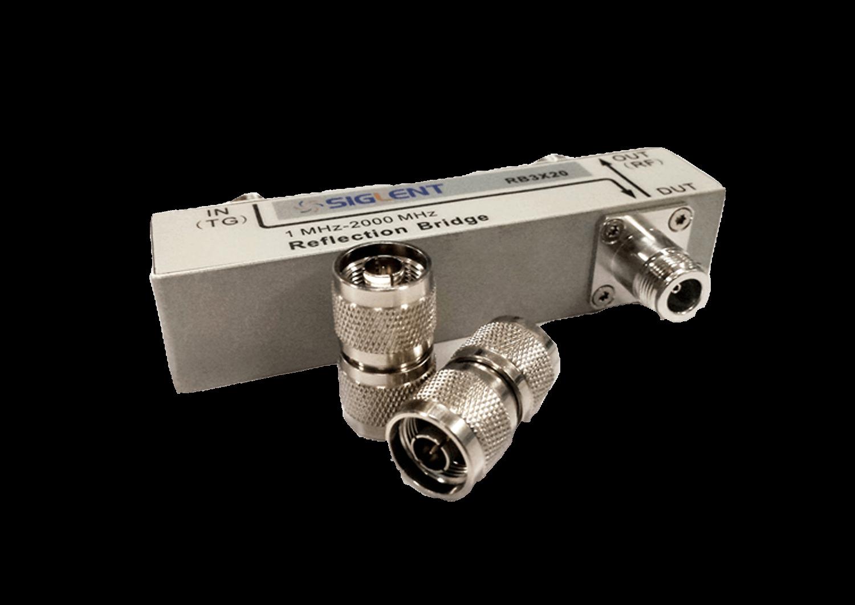 Siglent RB3X25 Return Loss Bridge kit 1MHz ~ 2.5GHz  (SSA3000X PLUS Series)