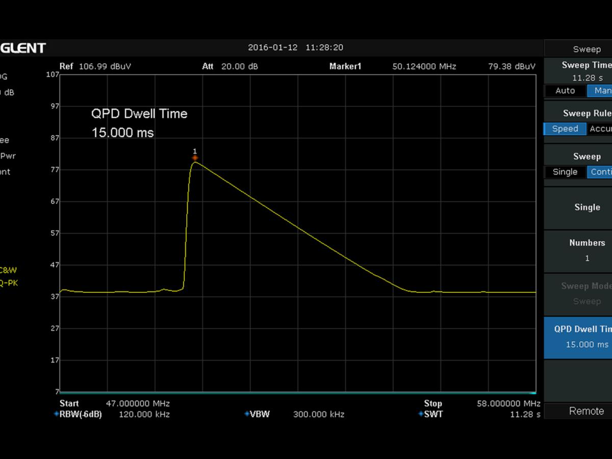 Siglent-SSA3000X-EMI