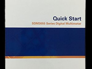 SDM3055 Manual