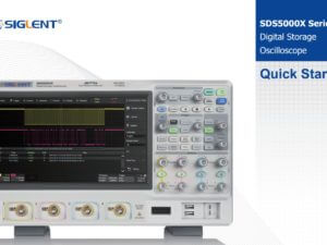 SDS5000X Manual