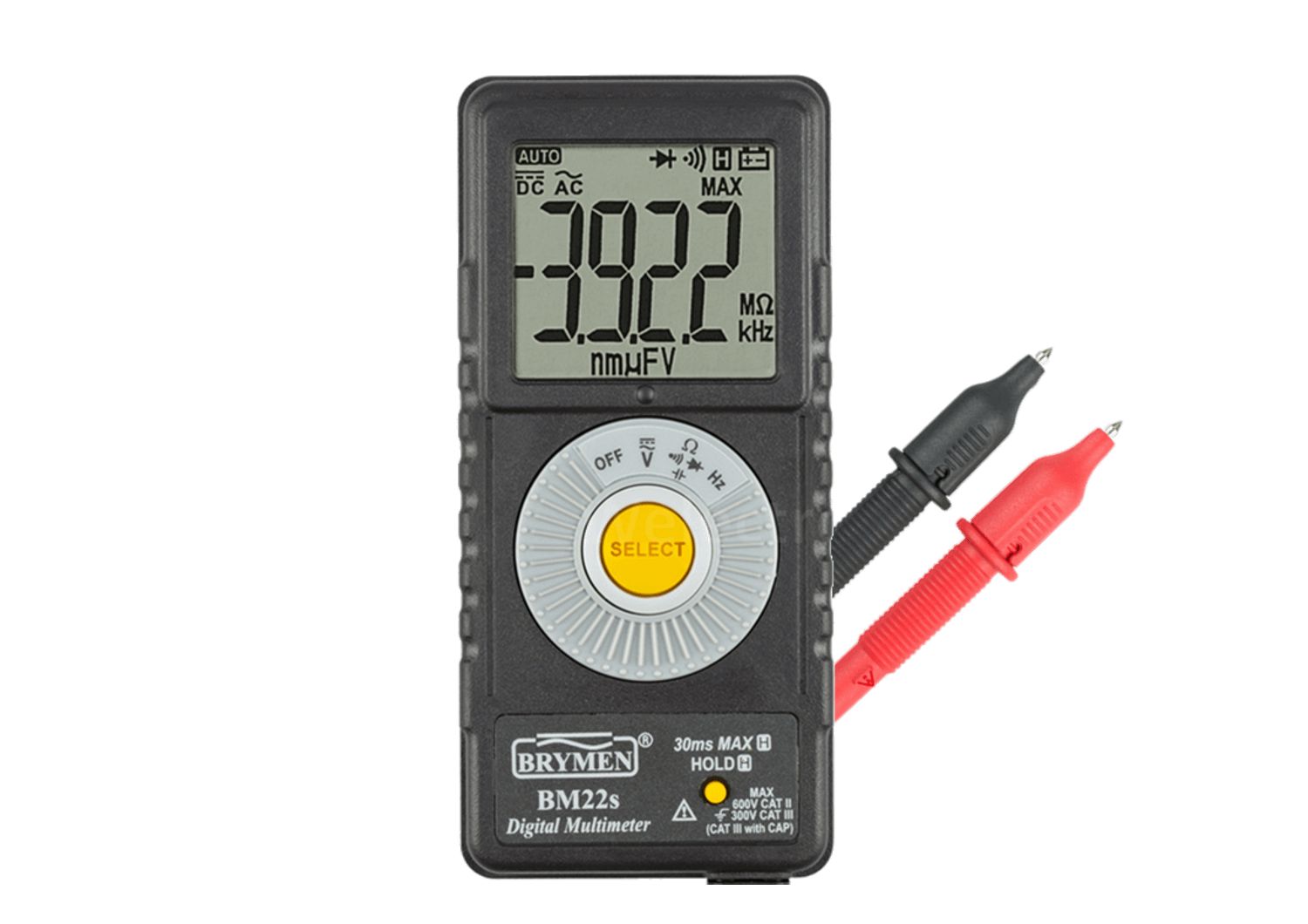 Brymen DMM Digital MultiMeter