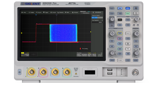 SDS2000X Plus Series Digital Oscilloscopes