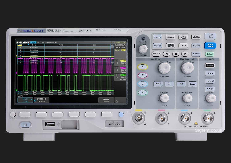 Siglent SDS1000X-U