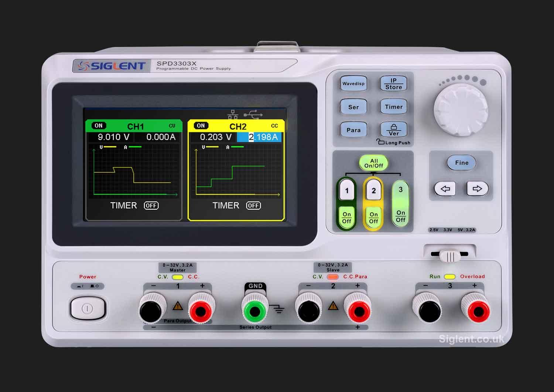 Siglent SPD3000X/-E