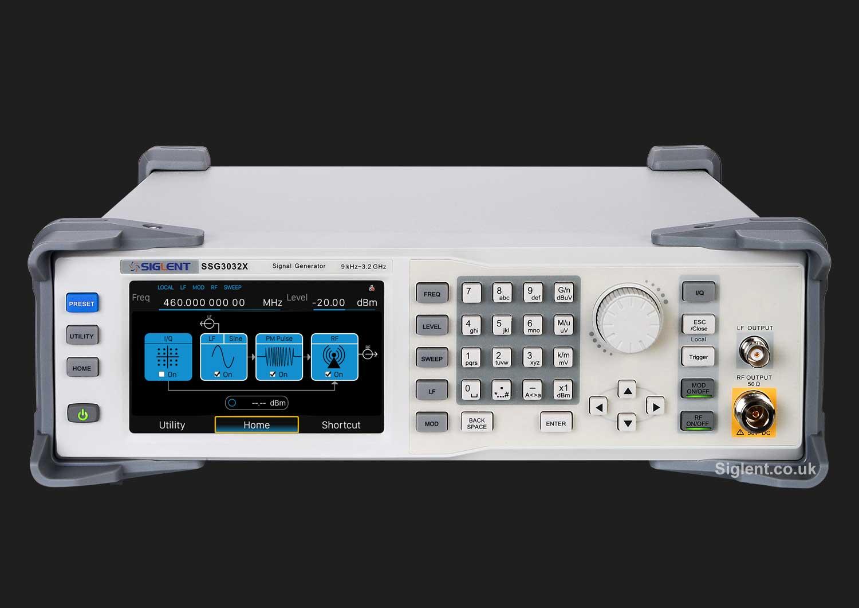 Siglent SSG3000X Series