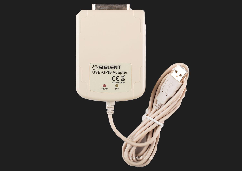 Siglent USB-GPIB Adapter