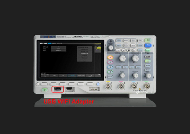 Siglent SDS2000X-E-WiFi